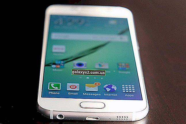 การแก้ไขปัญหา Samsung Galaxy S6