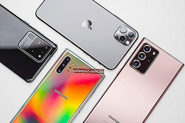 5 โทรศัพท์ Google ที่ดีที่สุดในปี 2020