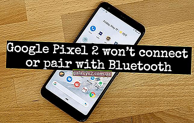Как да поправя Google Pixel 2, който няма да се свърже или да се сдвои с Bluetooth аксесоар?