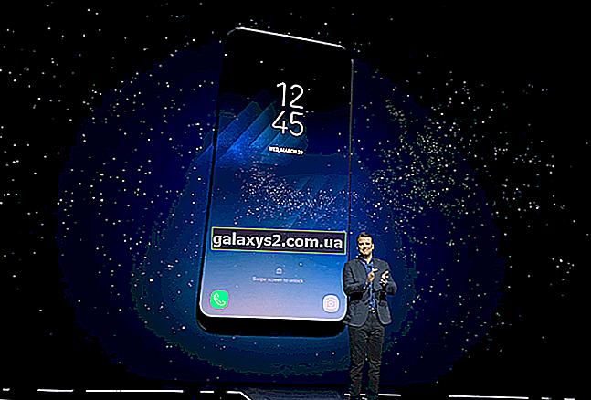 Kaj storiti, če Galaxy S8 ne bo naključno pošiljal besedilnih sporočil