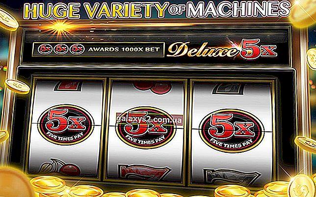2020年のAndroid向け9つの最高のカジノゲーム