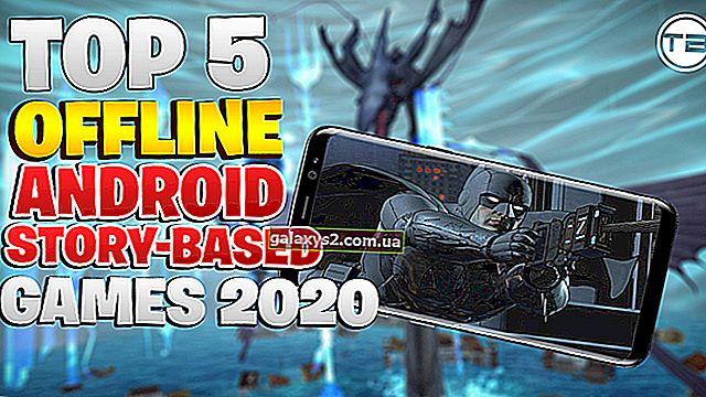 11 besten Offline-Action-Rollenspiele für Android im Jahr 2020