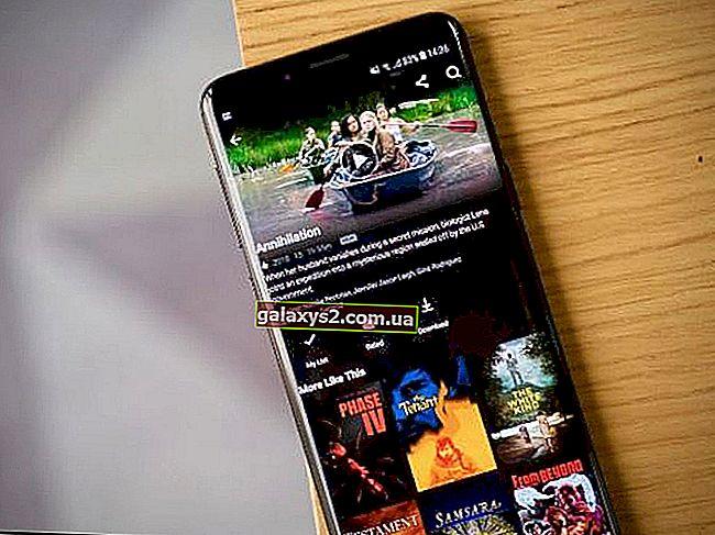 So richten Sie Voicemail auf dem Galaxy S9 ein