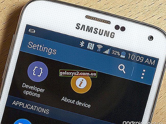 วิธีเปิดใช้งานโหมดนักพัฒนาบน Galaxy Note 8