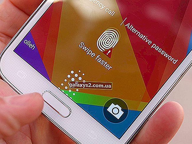 Galaxy S6 Ostatnie aplikacje i przyciski Wstecz nie działają, inne problemy