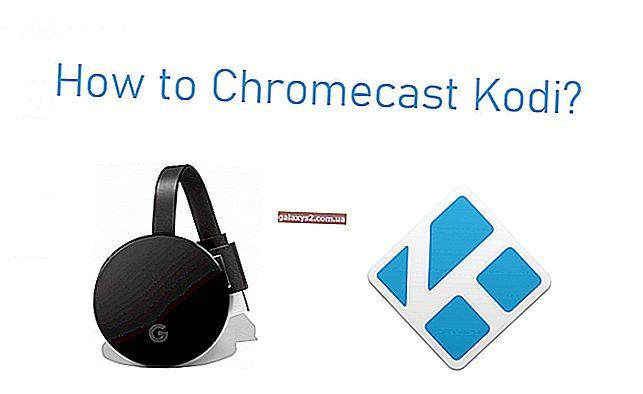 Як передати Kodi на Chromecast швидким і простим способом