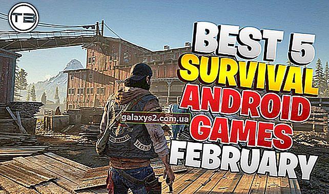Android用2020年の7つの最高のサバイバルゲーム