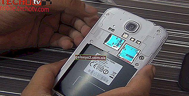 Błąd karty SIM nie włożonej do Samsung Galaxy S4