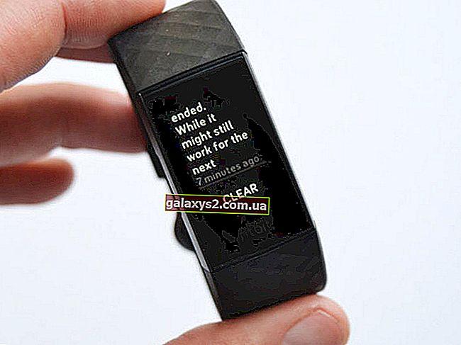 Was tun, wenn Ihr Fitbit Charge 3 nicht richtig aufgeladen wird?