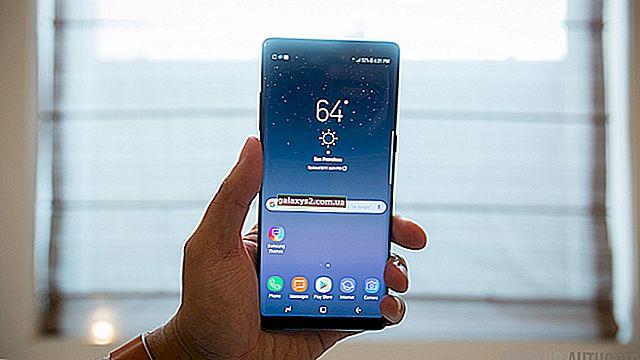 """A Samsung Galaxy S8 Plus folyamatosan megjeleníti a """"Sajnos a Samsung fiók leállt"""" hibát"""