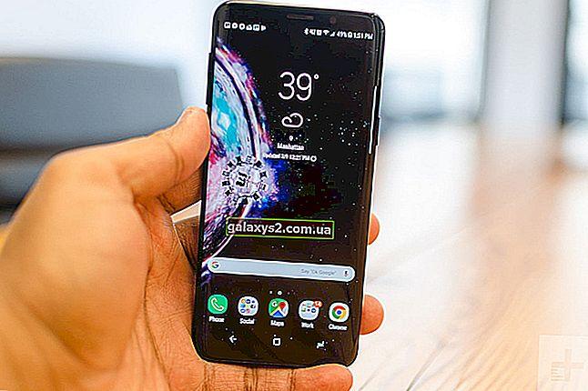 Was tun, wenn sich Ihr Samsung Galaxy S8 bei Verwendung erwärmt?