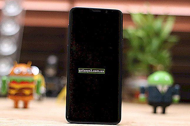 Як виправити Galaxy S9 Plus, не відображаючи сповіщення про проблему з текстовими повідомленнями