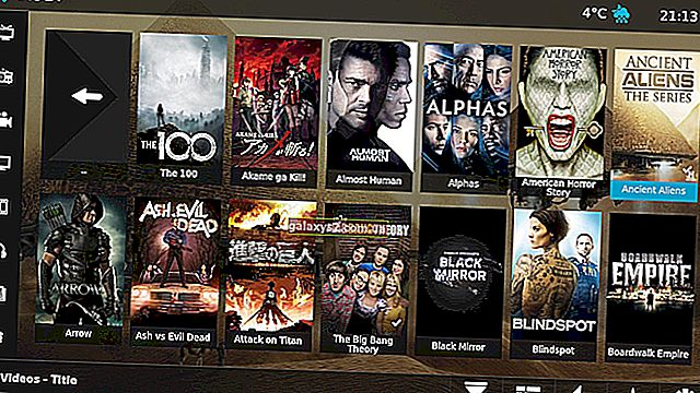 5 Kodi Addons ที่ดีที่สุดสำหรับรายการทีวีในปี 2020