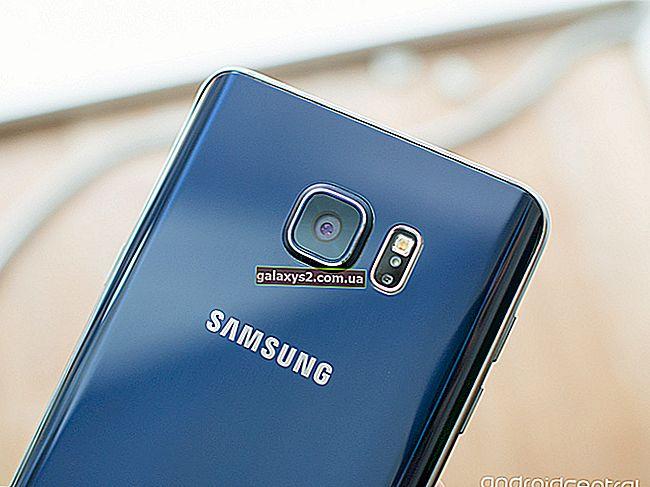 サムスンギャラクシーノート5カメラガイド:カメラ設定、写真、ビデオの操作