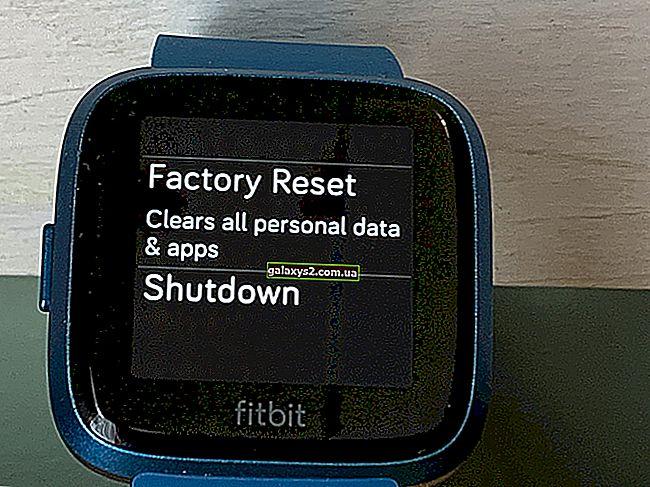 Как выключить Fitbit Versa