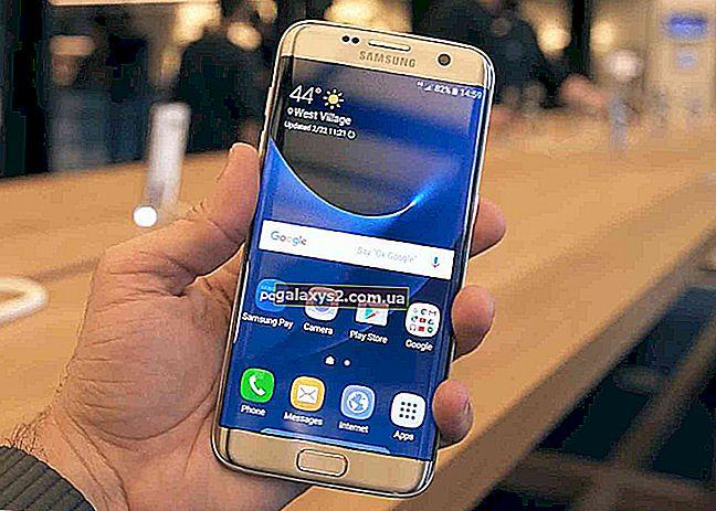 Как перезапустить Galaxy S7 Edge в безопасном режиме