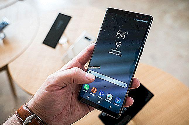 """วิธีแก้ไข Galaxy Note8 ที่มีข้อผิดพลาด"""" System UI ไม่ตอบสนอง"""""""