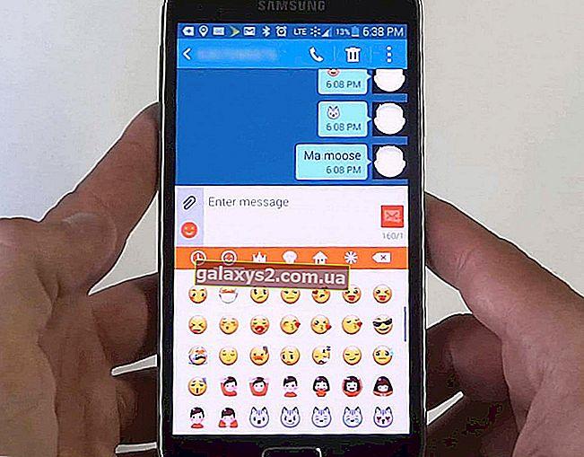 วิธีแก้ไข Samsung Galaxy S5 ไม่ส่งรับ SMS & MMS