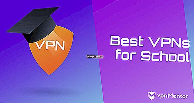 5 legjobb ingyenes VPN az iskolához