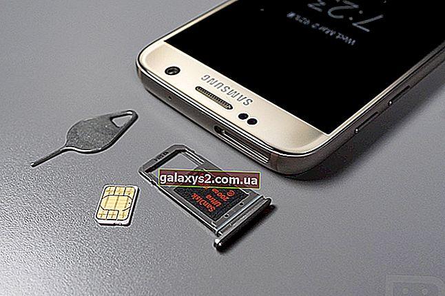 Як перемістити фотографії на SD-карту на Galaxy S7 Edge