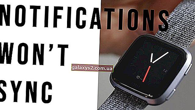 การแจ้งเตือน Fitbit Versa ล่าช้าหรือขาดหายไป | Fitbit Versa ซิงค์ แต่ไม่ได้รับการแจ้งเตือนทั้งหมด