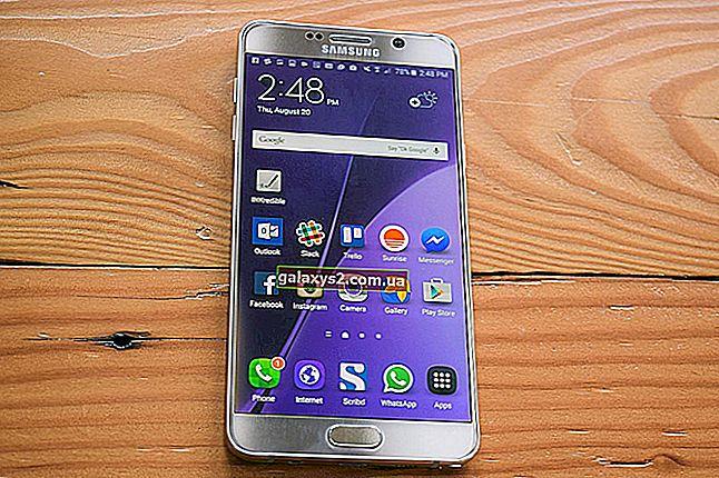 Pemecahan Masalah Samsung Galaxy Note 5