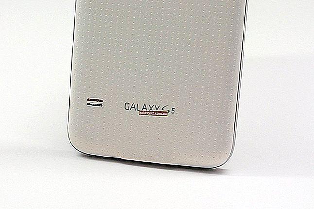Виправлення поширених проблем Samsung Galaxy S5 після оновлення Marshmallow