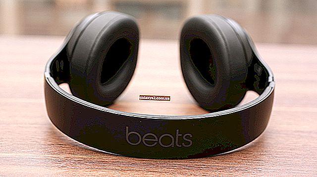 Beats Studio Wireless проти Solo 3: Порівняння кращих навушників Bluetooth у 2020 році