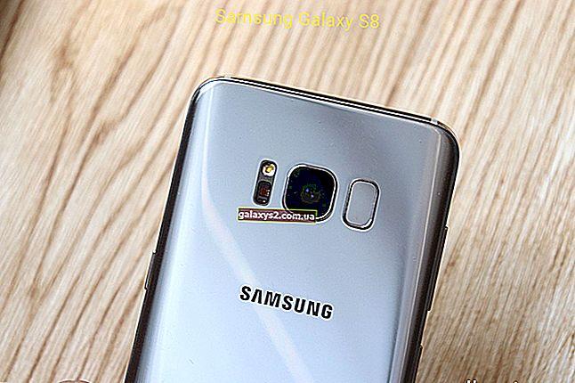 Як виправити Galaxy S9 з проблемою розряду батареї після встановлення оновлення Android Oreo