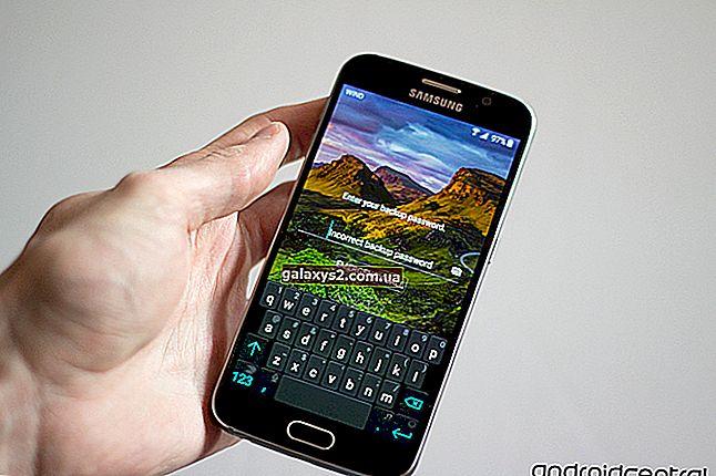 Способи відновити доступ до свого Samsung Galaxy S7 Edge, якщо ви заблоковані