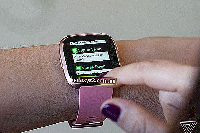 Що робити, якщо Fitbit Versa не оновлюється