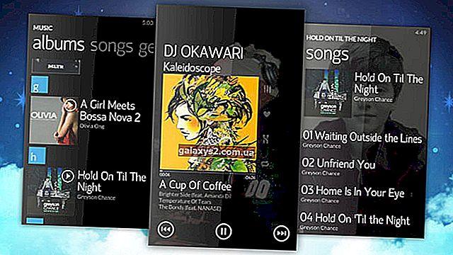 7 найкращих програм для музичного програвача для Android у 2020 році