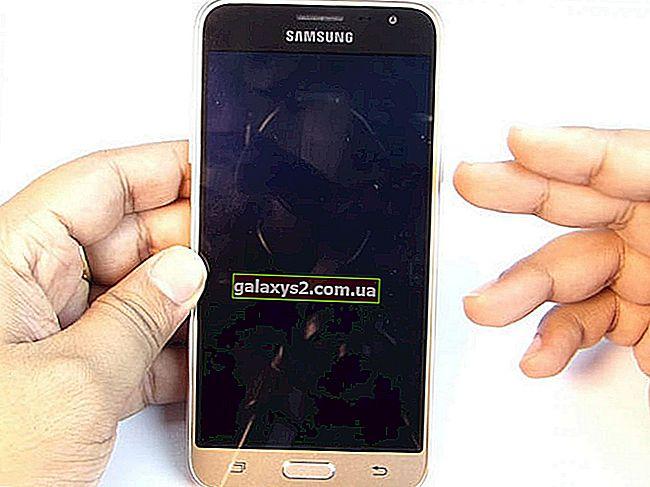 Як виправити Samsung Galaxy S8 за допомогою чорного екрану смерті (прості кроки)